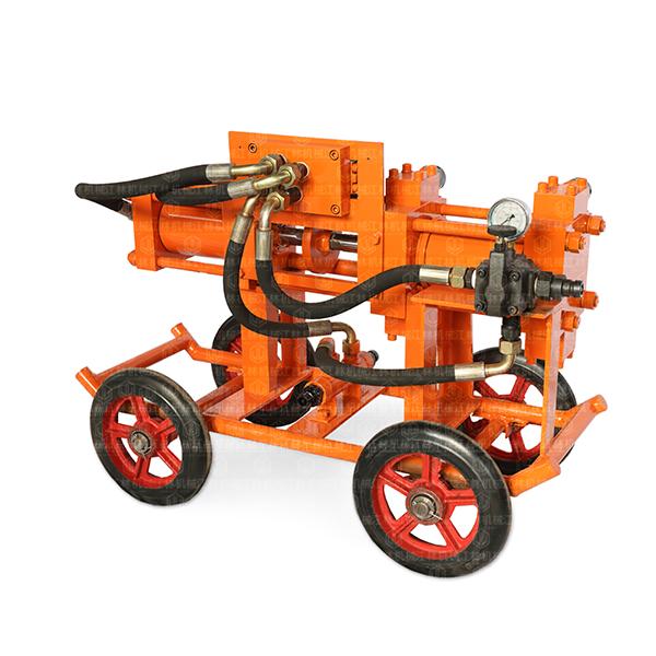 (2)ZBY-W(无动力)系列液压亚博体育yabo88下载泵